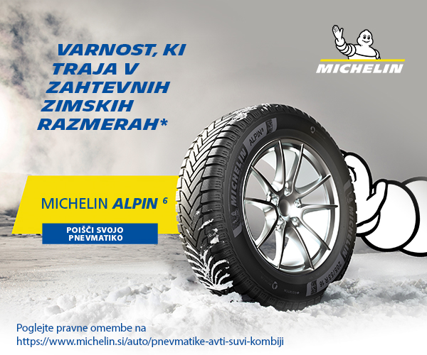 Zorman Michelin Alpin 6